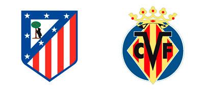 Atlético de Madrid - Villareal