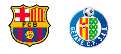 Barcelona - Getafe